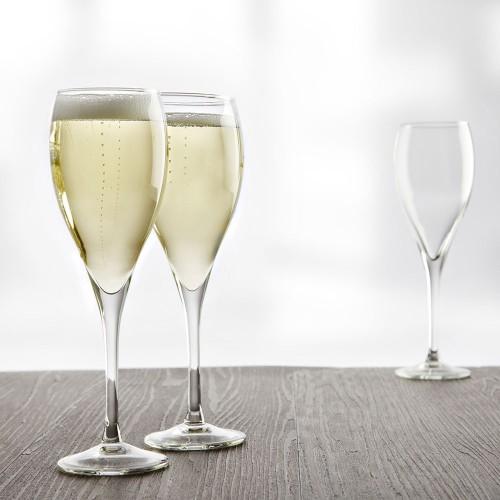 Lot de 12 flûtes à champagne Subirats 17 cL