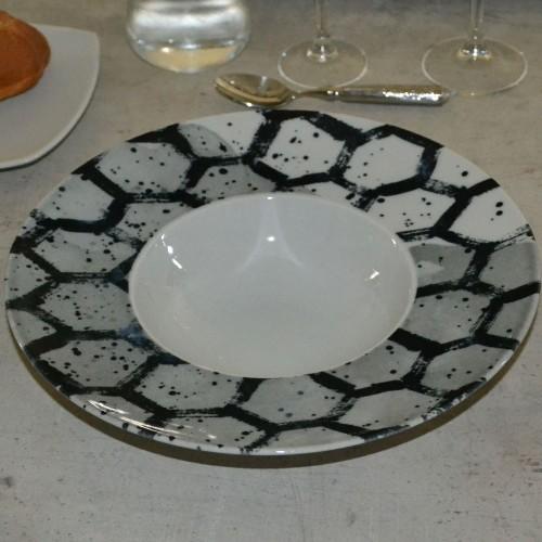 Lot de 6 assiettes à risotto Zuppa - D 27,5 cm - Napoli