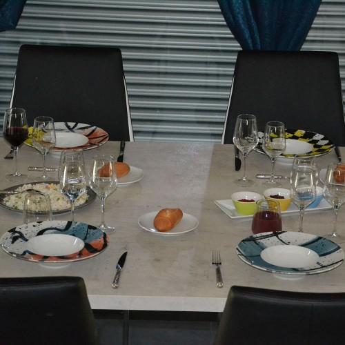 Lot de 6 assiettes à risotto Navona - D 27,5 cm - Napoli