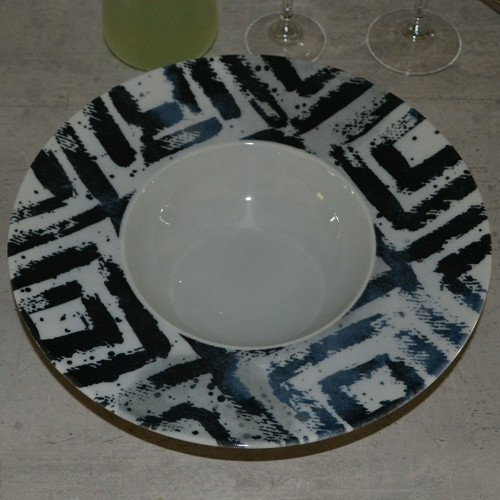 Lot de 6 assiettes à risotto Buona - D 27,5 cm - Napoli
