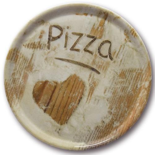 Assiette à pizza Heart-D 31 cm