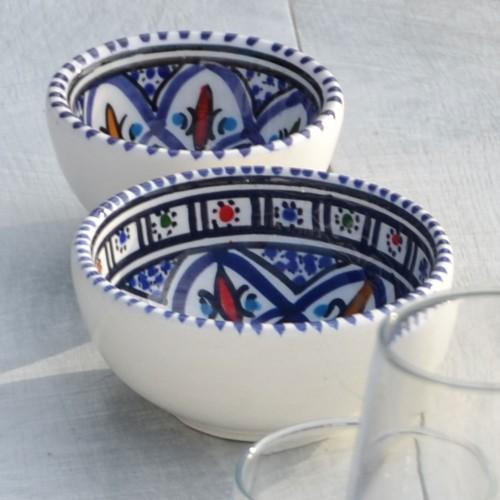 Bol Bakir bleu - D 10 cm