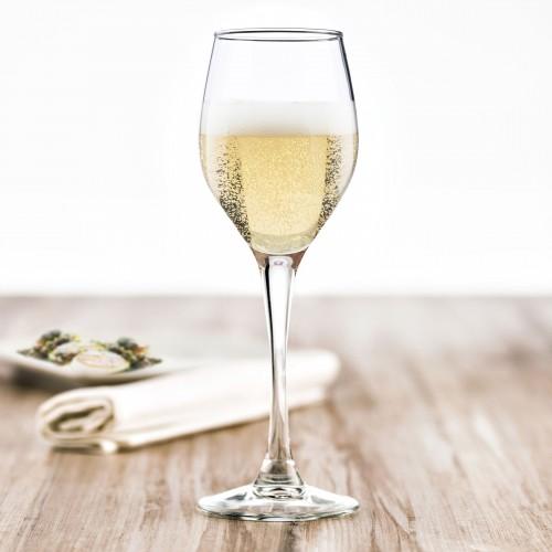 Flûtes à champagne Cortese 23 cl x 6