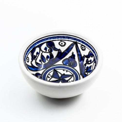 Bol Nejma bleu - D 10 cm