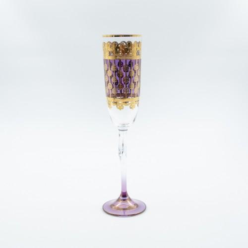 Flûtes à champagne Eliza 18 cl x 2 - Coffret