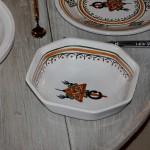 Service de table Sahel beige - 6 pers