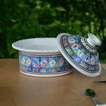Cocotte Querouana Bakir Royal - D 25 cm
