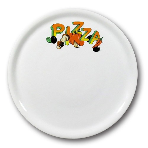 Assiette à pizza Catane - D 31 cm - Napoli