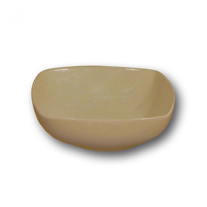 Bol en porcelaine italienne Marron - D 17,5 cm - Tokio