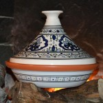 Tajine de cuisson Zina Arbi - D 31 cm traditionnel