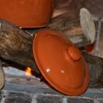 Marmite en terre cuite de 3L