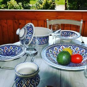 On vous attend sur notre site internet pour découvrir notre large gamme de service à couscous 😊 N'oubliez pas de profiter de notre promotion😉#serviceàcouscous#couscous#oriental#artdelatable#tunisie#faitmain