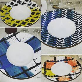 Yodeco vous présente ses assiettes à risotto, on vous propose une large gamme de produits pour satisfaire tout le monde, on vous attend pour les découvrir sur notre site internet 🍽😊 #assiettes#risotto#assiettearisotto#artdelatable#yodeco